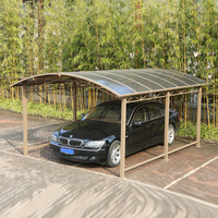 3 6 Meter Deluxe Aluminum Newport Sunjoy Hardtop Outdoor Garden Gazebo Tent Patio Pavilion For Carport