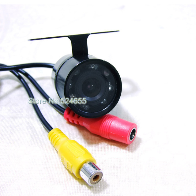 Rear view car camera back up 60 degree back up car camera  night vision car camera