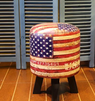 Кожаный стул модная обувь стул Домашний Декор твердой древесины садовая скамейка Маленький стул Nordic стул блок Pier Украшения Интимные аксесс
