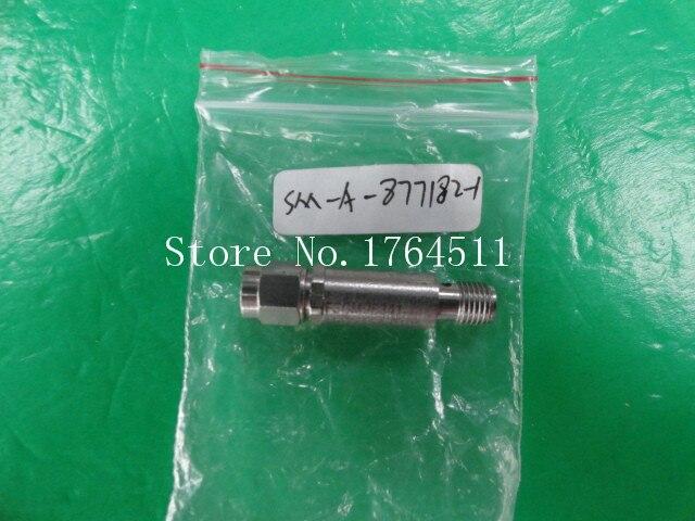 [BELLA] RF Coaxial Detector SM-A-877182-1 0.1-18GHZ Positive Output SMA