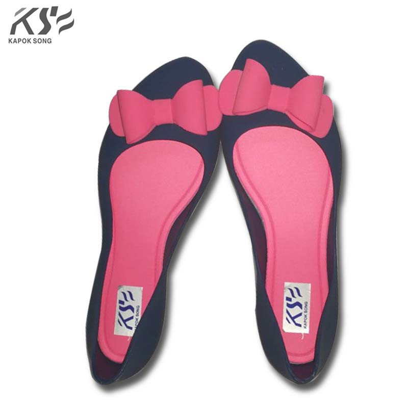 2017 new jelly shoes candy sandals luxury designer summer beach flats girls knot casual lady fashional softertable  shoes female