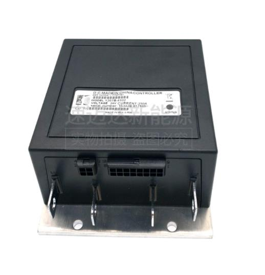 Exquisite And Durable in Use CURTIS 300A 24V DC MOTOR CONTROLLER 1207B 5101 for MIMA Electric Forklifts image