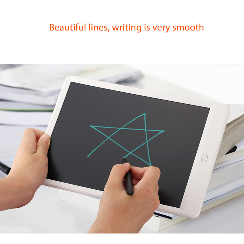 10 Inch Digital LCD Writing font b Tablet b font Electronic Math Toys Mini Handwriting Board