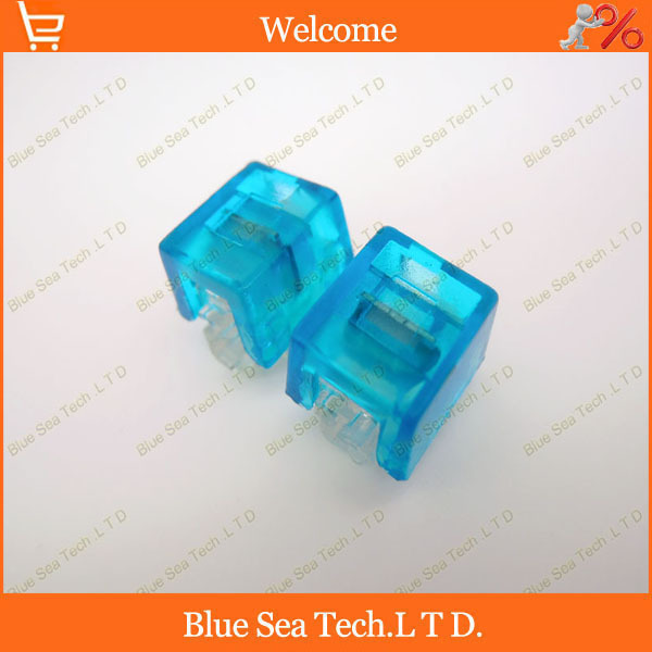 Good quality,50pcs K4 Wire Connector,K4 cable connector,network cable terminal block for Telephone telecom Cable Free Shipping