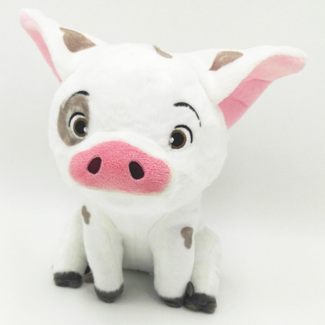 Candice Guo Super Cute Plush Toy Kartun Hewan Babi Moana Hewan