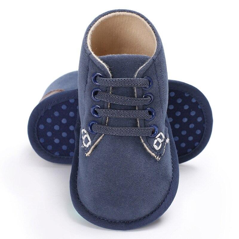 Baby Shoes Boy Girl Crib Shoe Infant Newborn Soft Bottom Casual Shoe Children Boots Kids Booties Baby Sport Sneaker Walkers