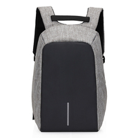Anti Theft Bobby Backpack Bag Security Loptal School Bags USB Charging Man Backpack Travel Bag Multi