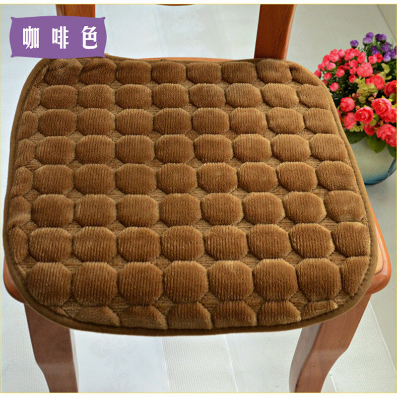 Modern Chair Cushions Home Decor Mat Pad,8 Colors Dining