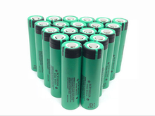 18pcs/lot New Original Battery For Panasonic NCR18650A 3100mah 18650 3.7V Rechargeable Lithium Flashlight Torch Batteries цена и фото