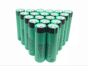 18pcs/lot New Original Battery For Panasonic NCR18650A 3100mah 18650 3.7V Rechargeable Lithium Flashlight Torch Batteries
