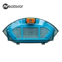 NEATSVOR صندوق غبار ملحق أصلي لجزء جهاز آلي لتنظيف الأتربة المنزلية X500/X600