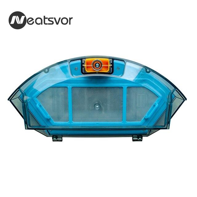 NEATSVOR oryginalne akcesoria pojemnik na kurz dla X500/X600 Robot odkurzający części