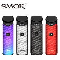 Smok Nord Pod Kit 1100mAh Nominal Capacity 3ML Cartridge Electronic Cigarette Vape kit Smok nord pod 1100