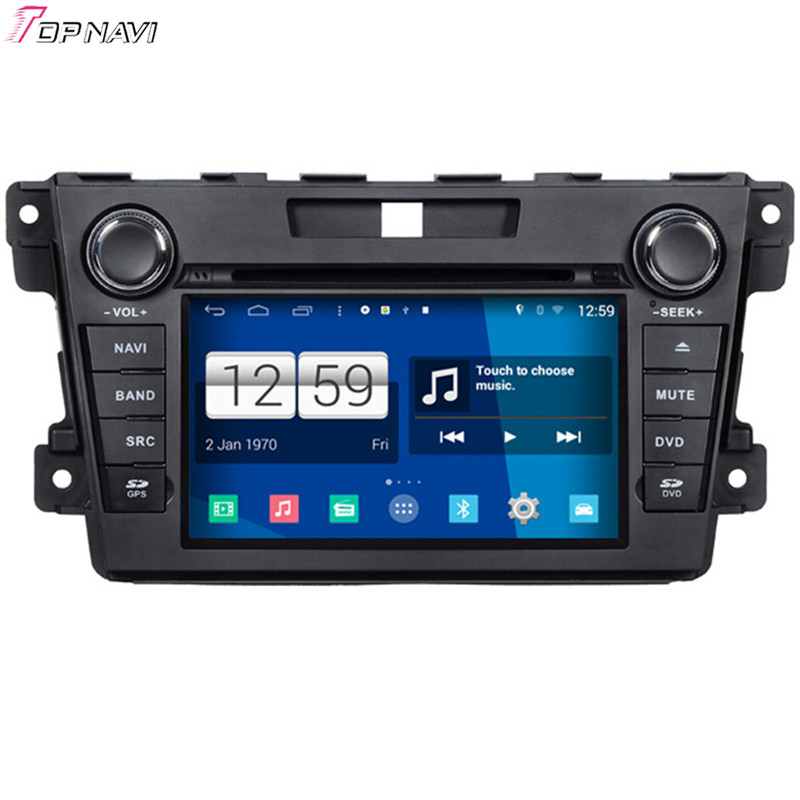 7'' Winca Quad Core S160 Android 4.4 Car DVD GPS For Mazda CX-7 With Wifi BT Stereo Radio Multimedia Mirror Link Free Shipping