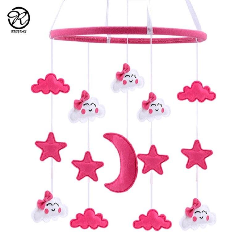 Fox Newborn Baby Crib Mobile Hanging Decor Gift Baby Toy