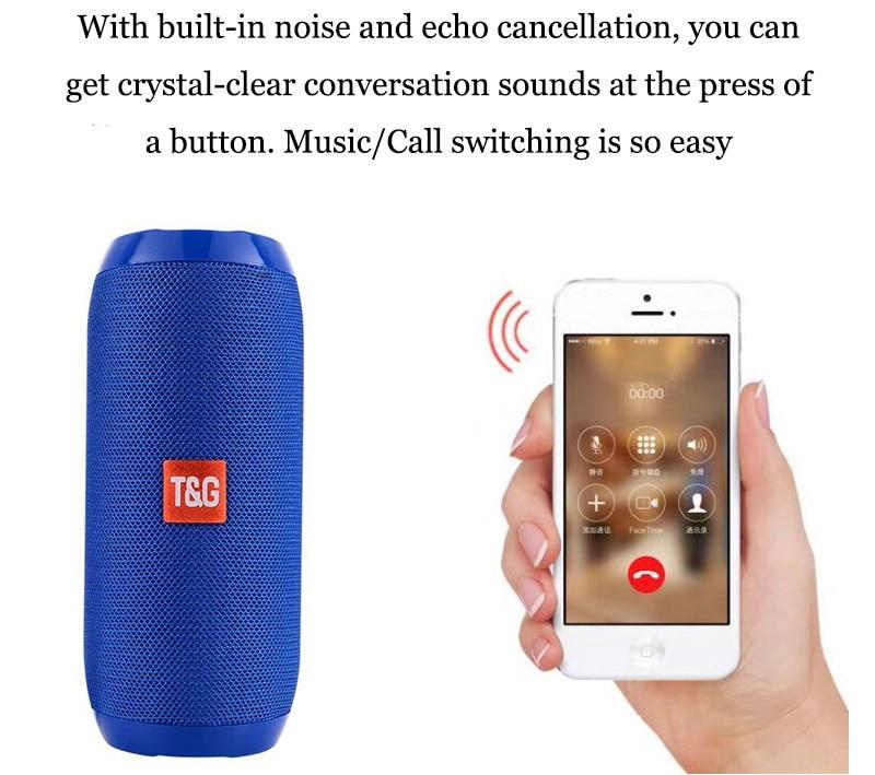 Waterproof Wireless Speaker for you
