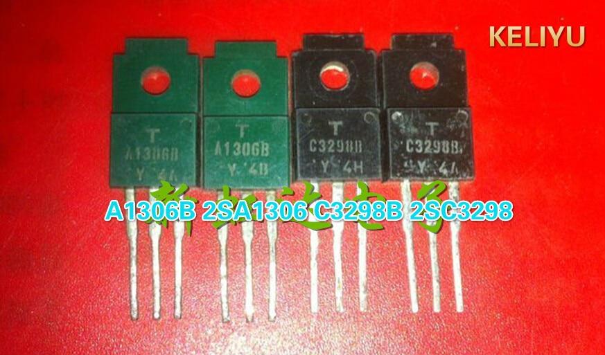 2pairs 2SA1306-Y//2SC3298-Y 2SA1306//2SC3298 A1306//C3298 Transistor