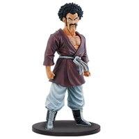 Dragon Ball Z Resolutie van Soldaten Volume 3 Hercules Figuur Mr Satan Japan Anime Kid Speelgoed 100% Originele