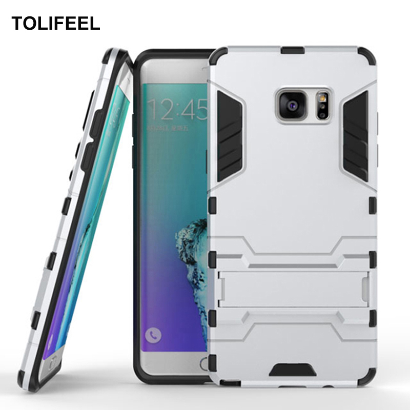 TOLIFEEL For Samsung Galaxy Note 4 5 8 S5 S6 S7 Edge Case Silicone Cover Anti-Knock Slim Back Cases For Samsung C5 C7 C9 C10 Pro