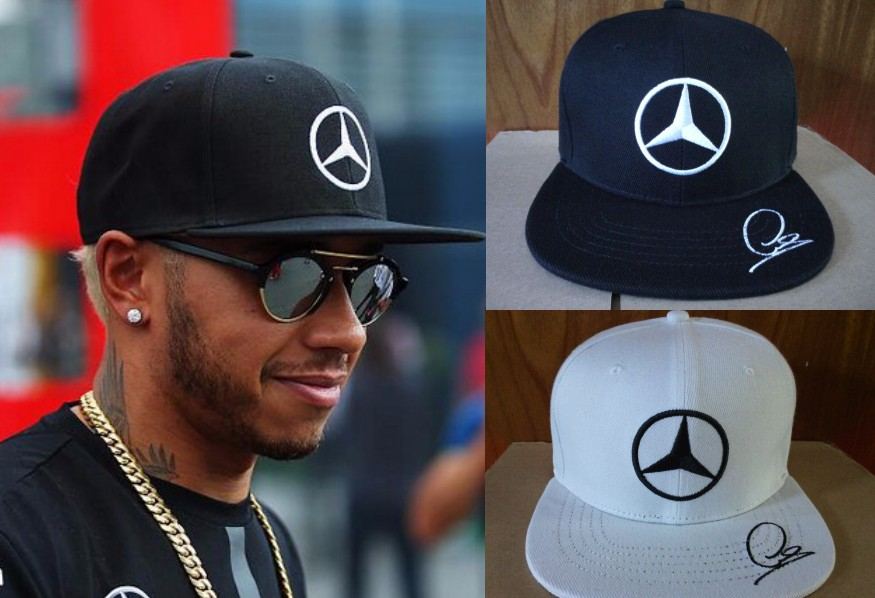 2016 new cap lewis hamiltons signature edition snapback. Black Bedroom Furniture Sets. Home Design Ideas