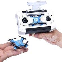 High Quqlity New QS998 Mini RC Quadcopter Drone Headless Mode 2.4G 4CH 6 Axis Gyro Gift For Children Free Shipping