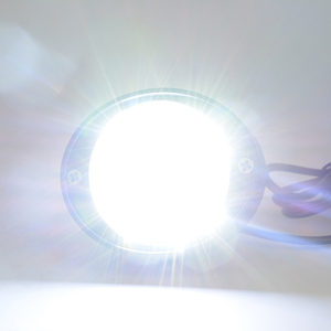 2 шт. светодиодный светильник на голову мотоцикла, зеркало для мотоцикла, крепление для вождения, налобный фонарь, Точечный светильник, точечная противотуманная фара, Moto, боковой зеркальный светильник
