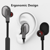 REMAX Bluetooth Sports Neckband earphones with Magnetic Wireless Fone De Ouvido with HD Microphone music for iphone 5s 6s xiaomi 2