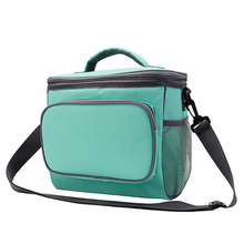Thicker Cooler Bag Thermal Lunch Bag Tote Insulated Ice Pack Portable Picnic Drink Food Beer Thermabag Refrigerator Container