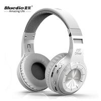 Bluedio HT Bluetooth Headset With HD Mic Headband Style Wireless Bluetooth Headphones Super Heavy Bass For