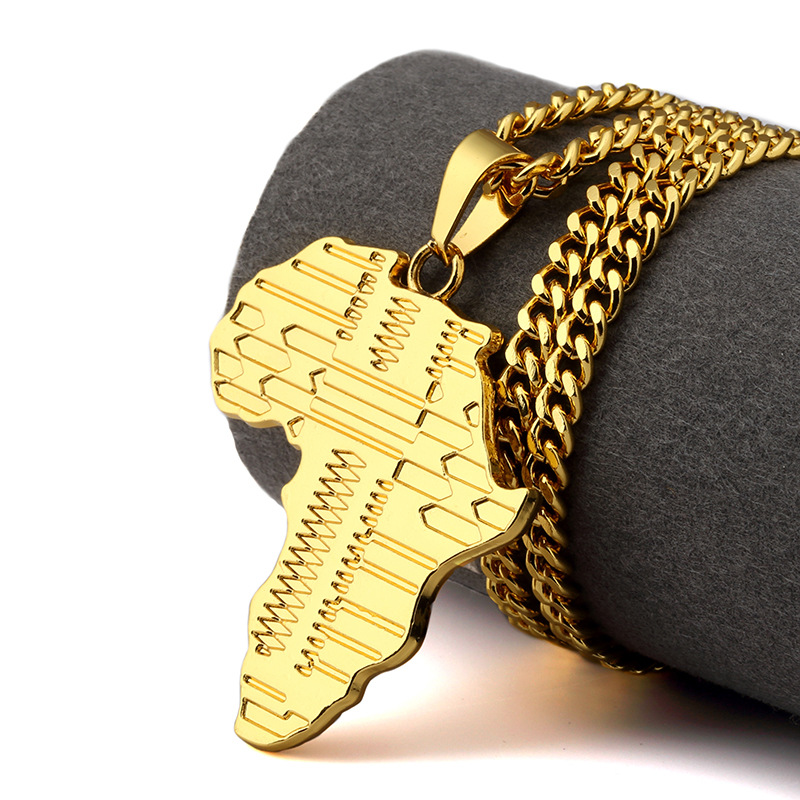 gros collier homme rappeur