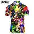 Fashion Brand European Style Men Sexy Slim Fit Polo Shirt Bright-colored Clothes Mens Short Sleeves Cool Tops Stresswear Teen