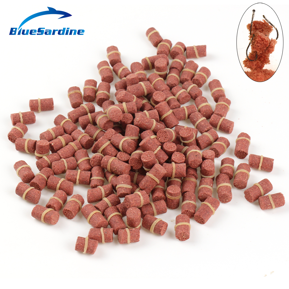 BlueSardine Red Smell Lure Grass Carp Baits Fishing Lures