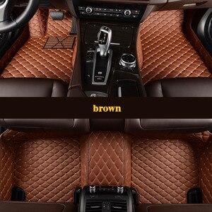 Image 2 - Kalaisike пользовательские автомобильные коврики для Haval все модели H1 H2 H3 H4 H6 H7 H5 H8 H9 M6 H2S H6coupe автомобильный Стайлинг автомобильные аксессуары