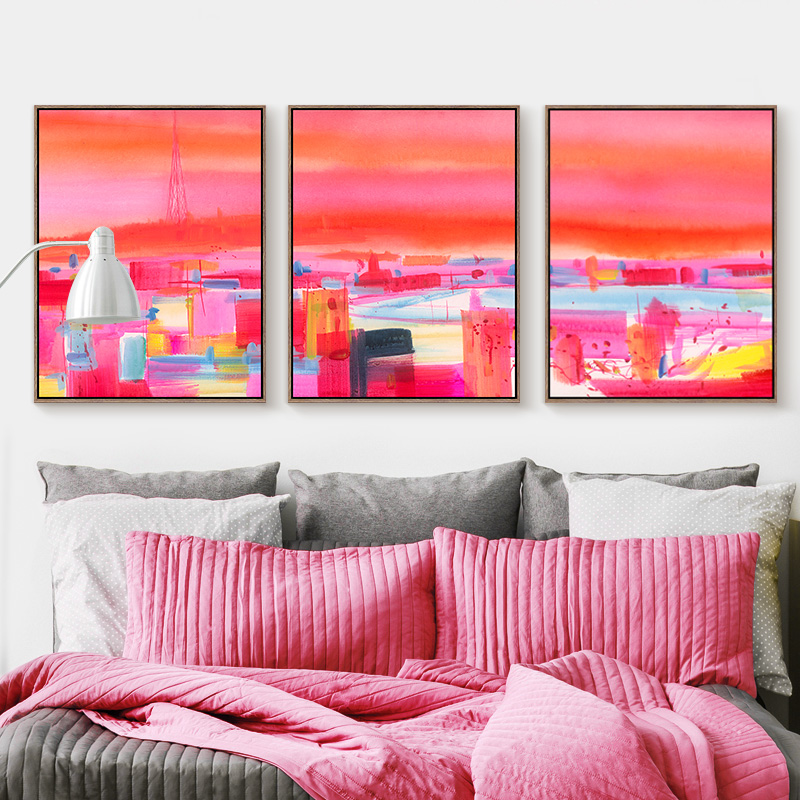 Beautiful Canvas Painting Different Size Canvas Painting Home Decor ...