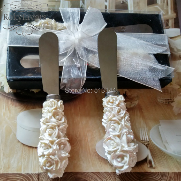 wedding favors butter knife