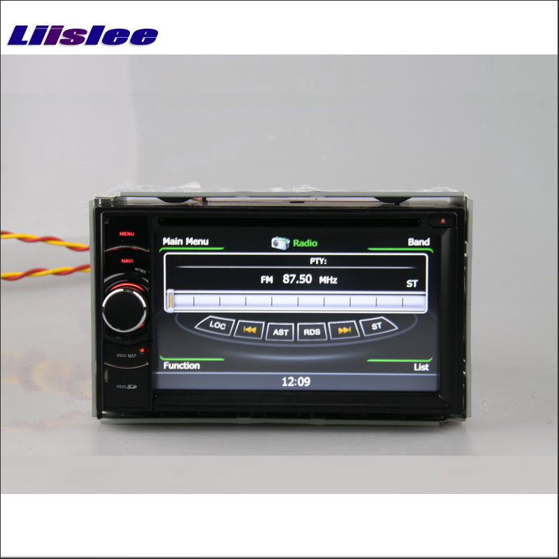 liislee for peugeot 607 1999 2008 car radio dvd player gps nav navi navigation advanced wince. Black Bedroom Furniture Sets. Home Design Ideas
