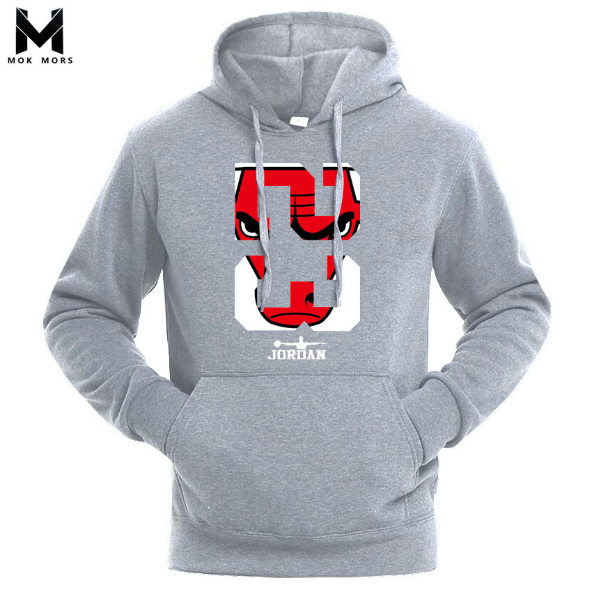 5cd783960 2018 Brand New Men Hoodies Sweatshirt Solid Color Print Trend Cotton  Pullover Coat Mens Clothes Hip
