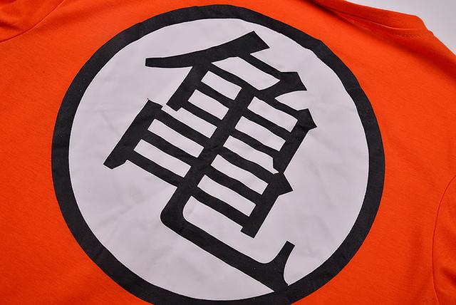 Dragon Ball Z Kame Logo Quick Dry T Shirt