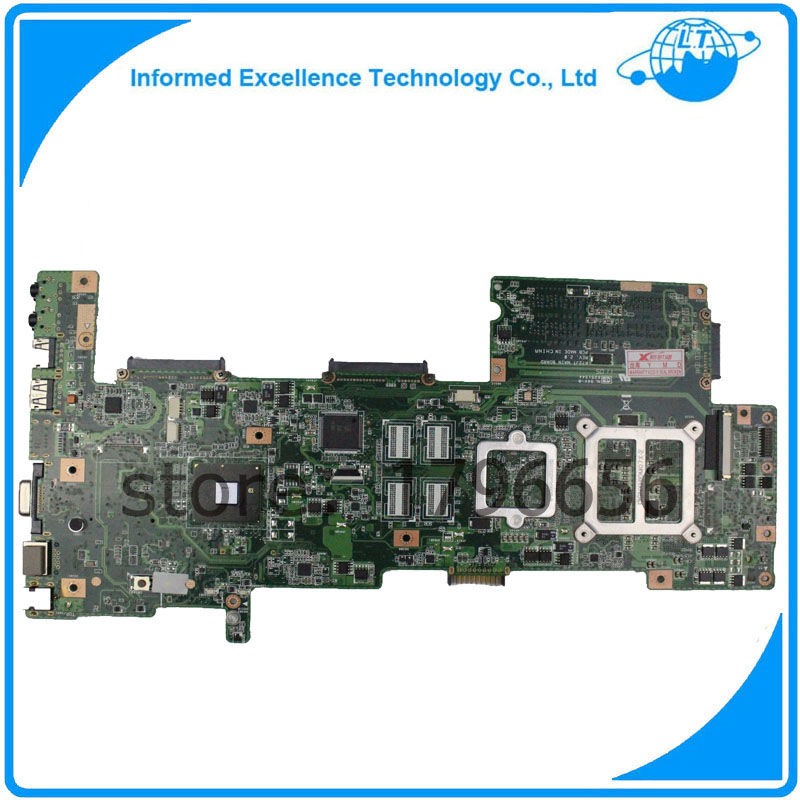 HOT selling K72JT laptop Motherboard for asus X72J  mainboard fully tested 100% good work 60days warranty + free shipping  for asus ux31a laptop motherboard ux31a2 rev4 1 2 0 mainboard with intel core i7 3537u 4gb fully tested 60 days warranty