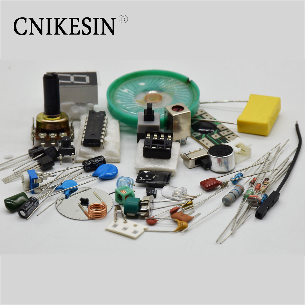 Diy Kit Lm386 Integrated Circuit Voice Audio Power Amplifier Circuits History Quality For Cnikesin Electronic Components Parts Package To Make The Necessary Entry Learn