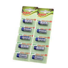 MJKAA 10pcs/2card New 12V 23A Super Alkalin Battery 23AGP MN21 V23GA VR22 A23 L1028 Dry Batteries