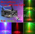 SUNY 3 Lens 18 Patterns Club Bar RGB Laser BLUE LED Stage Lighting DJ Home Party 300mw show Professional Projector Light Disco