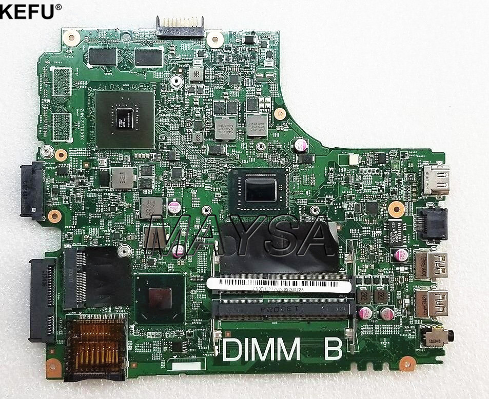все цены на CN-0PFPW6 FOR DELL INSPIRON 2421 3421 5421 laptop motherboard 2127U GT625M mainboard 12204-1 DNE40-CR PWB:5J8Y4 REV:A00 онлайн