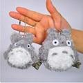 Kawaii Felpa de Totoro Llavero para el Bolso/la Decoración Del Teléfono de 7 cm/10 cm Altura Suave Peluche Anime Mi Vecino Totoro Doll para Niños #40