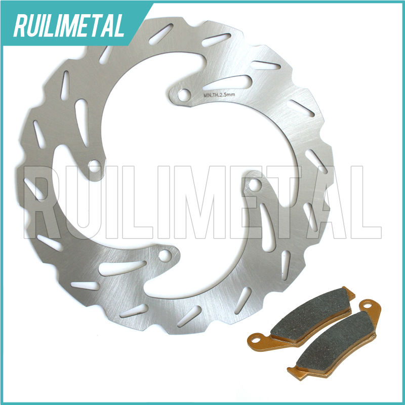 MX Offroad New Front Brake Disc Rotor Pads Set for KAWASAKI KX125 03 04 05 KX 250 03-05 KX 250 F 2004 2005 KX-125 KX250 KX-F 250 амортизаторы bilstein в6 offroad