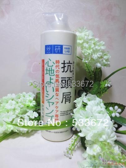 Silk Research Soothing Effects Anti Dandruff Shampoo Milk Oil Off Prevention Anti-itch Dandruff Nemesis FREE SHIPPING