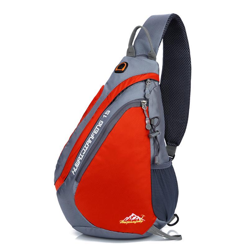 Unisex Chest Bag Outdoor Camping Cycling Sports Backpack Female Travel Crossbody Sling Bag Mini Messenger Shoulder Bag bolsa