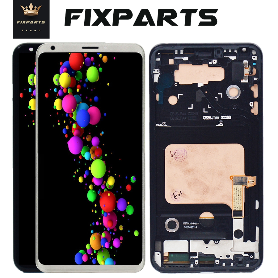 100 Tested Working For 6 0 LG V30 LCD H930 LCD Touch Screen Digitizer Assembly For