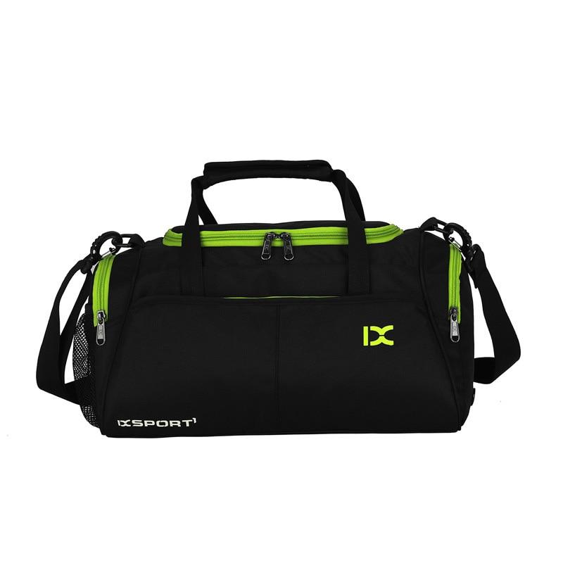 Sport Gym Bag Outdoor Waterproof Women Big Tote Bag School Fitness Bag Men Travel Shoulder Training Camping Yoga Duffle Bag