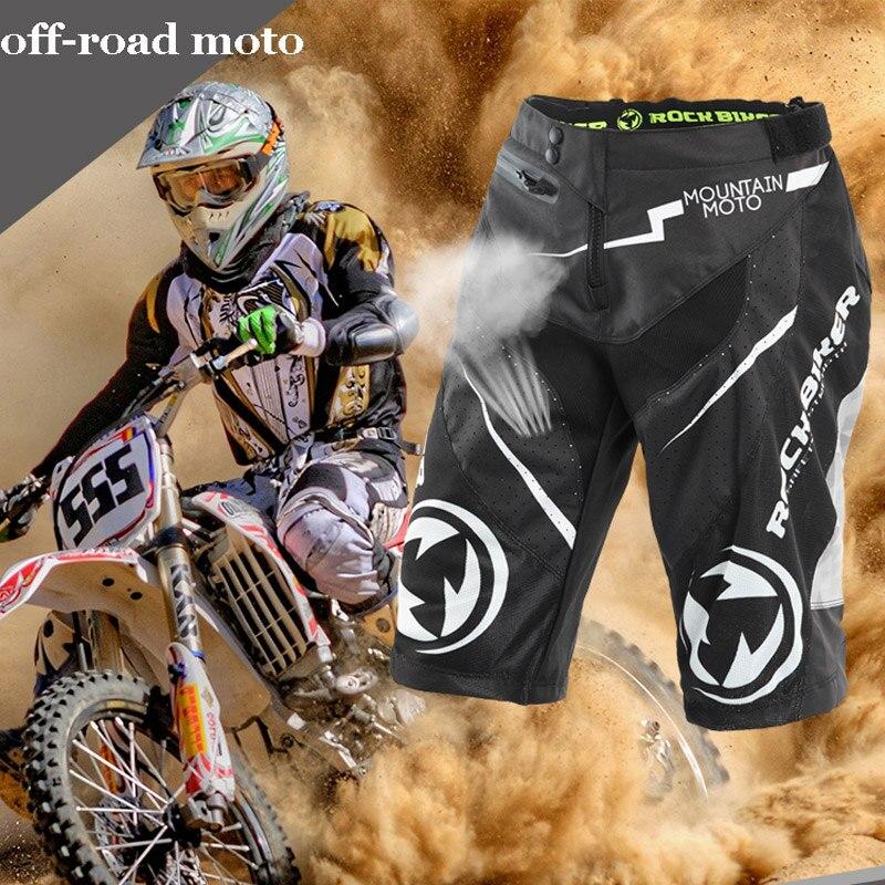 Quick-drying off-road Shorts 360 ATV DH MX BMX MTB Motocross Racing Short Pants Pantaloni Trousers Mountain bike Motocross Sport